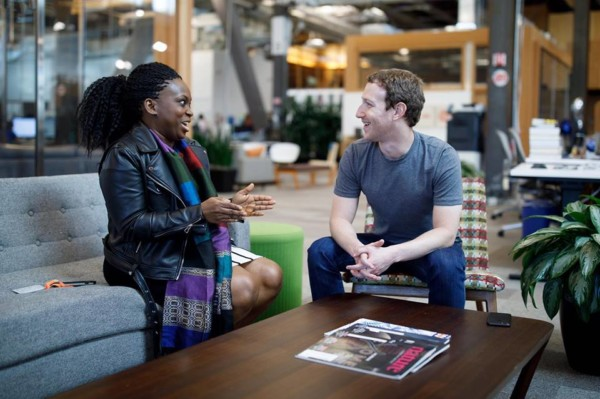 Mark Zuckerberg With Lola Omolola, FIN Founder To Attend Facebook Communities Summit