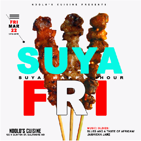 SUYA FRIDAY